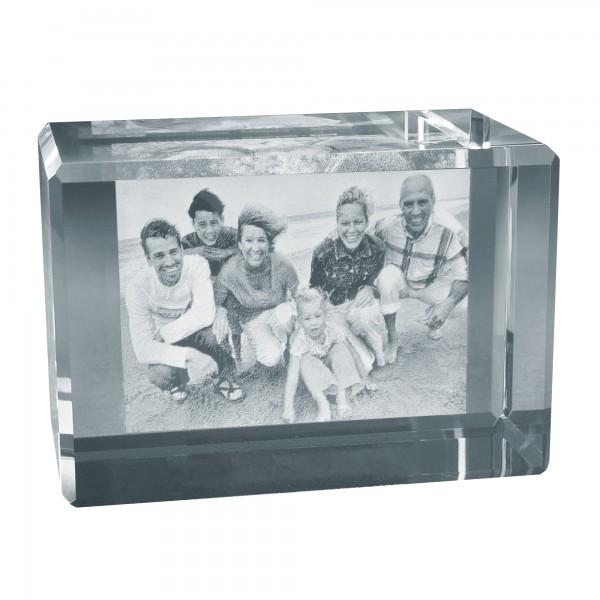 Stampa su vetro orizzontale 55x45x30 mm